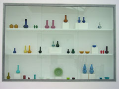 """Venician Glass: crafts at insel Hombroich"""