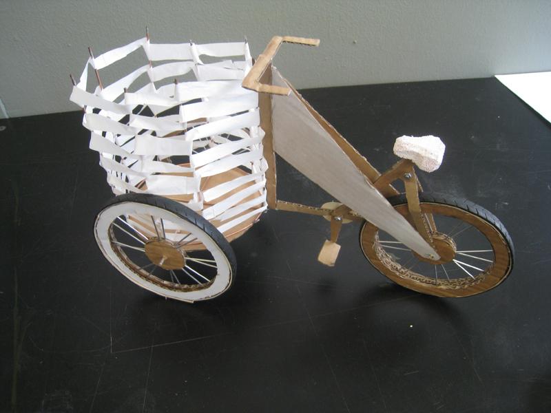 spacebike-model