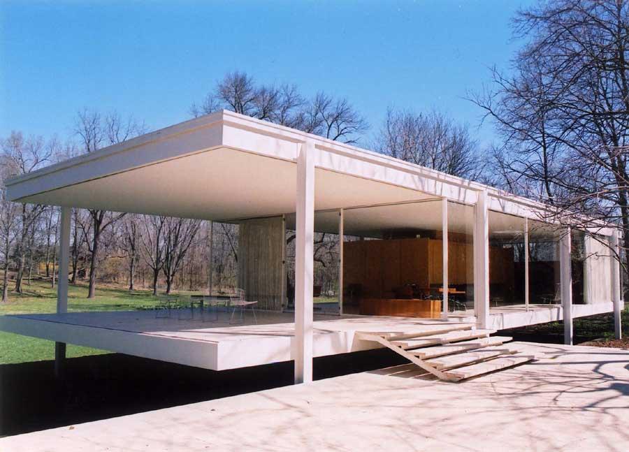 Ludwig Mies Der Rohe Farnsworth House ludwig mies der rohe designblog