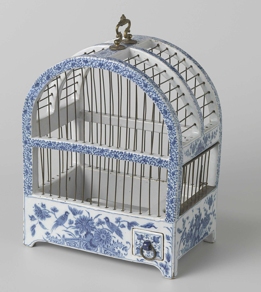 birds cage. for tiny bird.