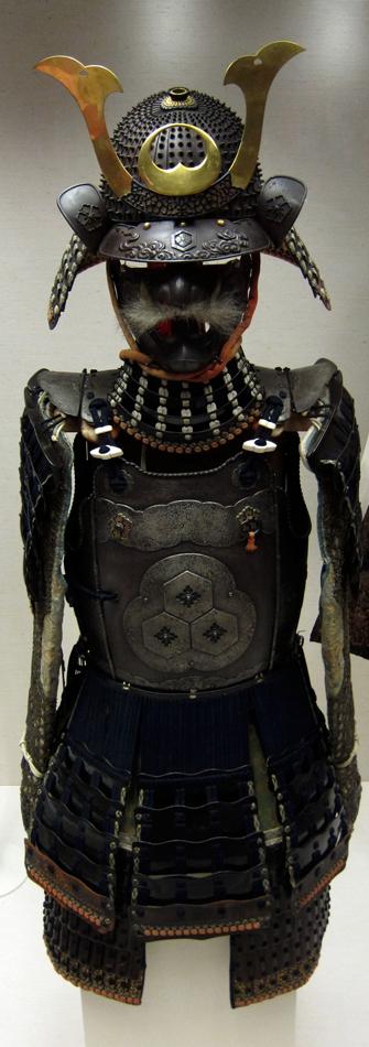 Samoerai-armor