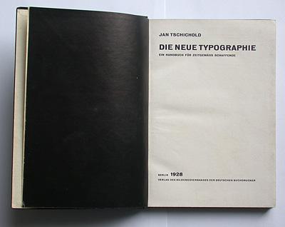 DieNeueTypographie