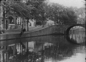 Bas Jan Ader, Fall II, Amsterdam, 1970