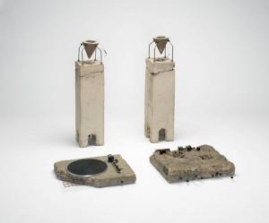 concrete stereo