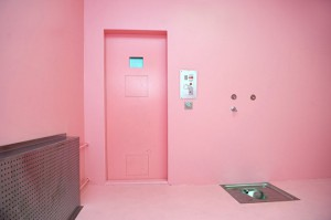 Pink Prison Cell