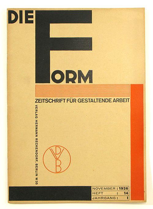 Die Form cover