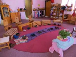 Steiner's Warm Classroom