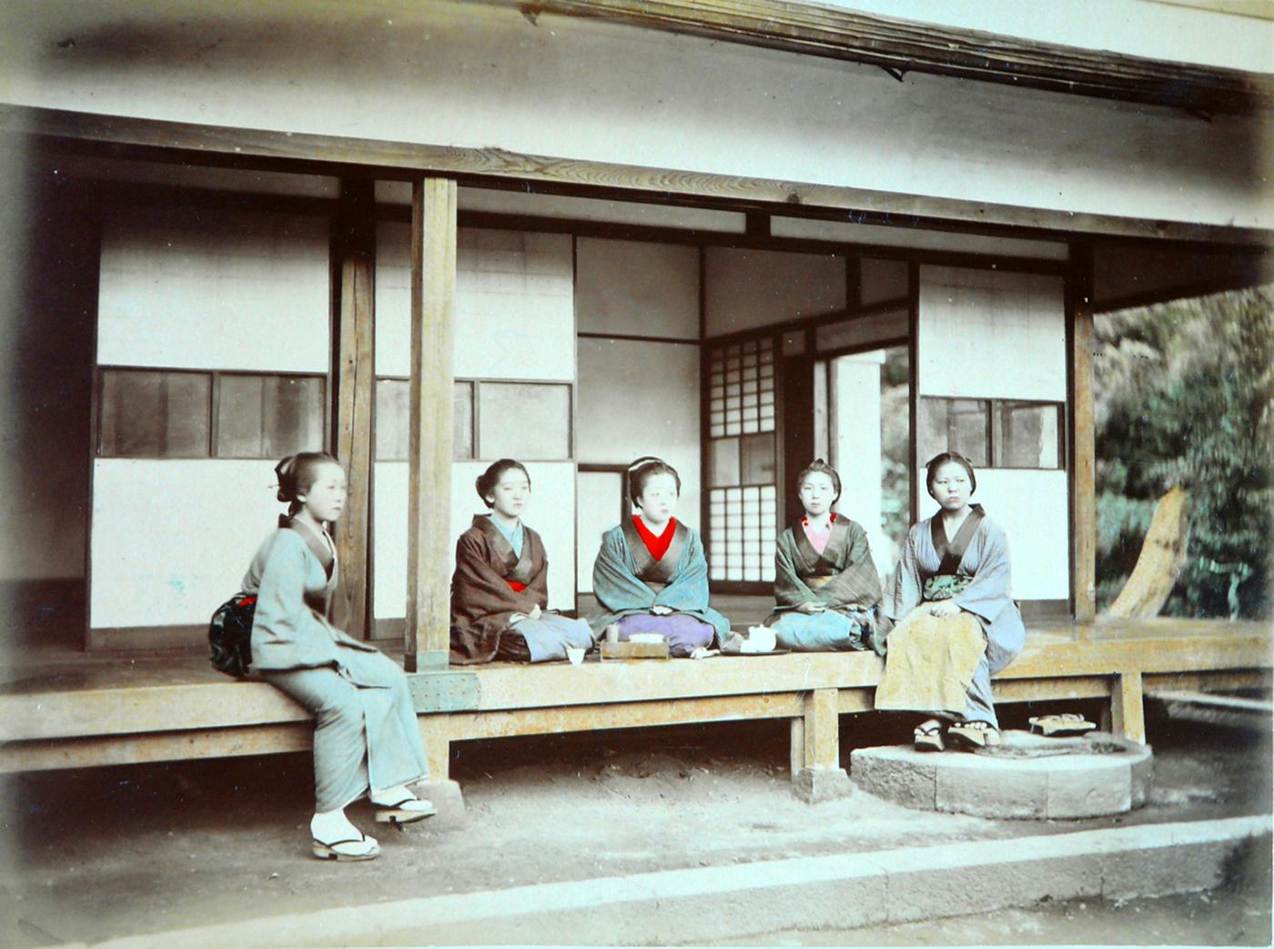 The Japanese Engage