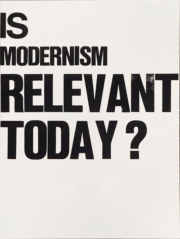 poster-modernism