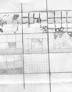 Grid comic