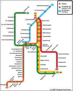 metro 3