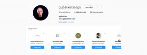 Instagram Gijs Bakker 1