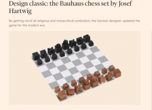 financieel times artikel chessset