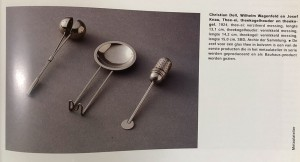Metal tea objects