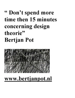 Bertjan Pot Research part1