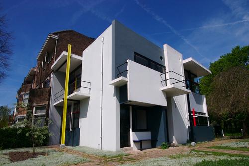 Rietveld knew his lines | Designblog