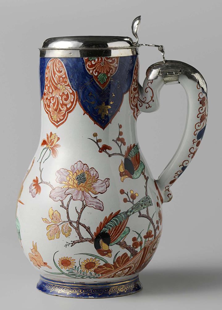 a mug.