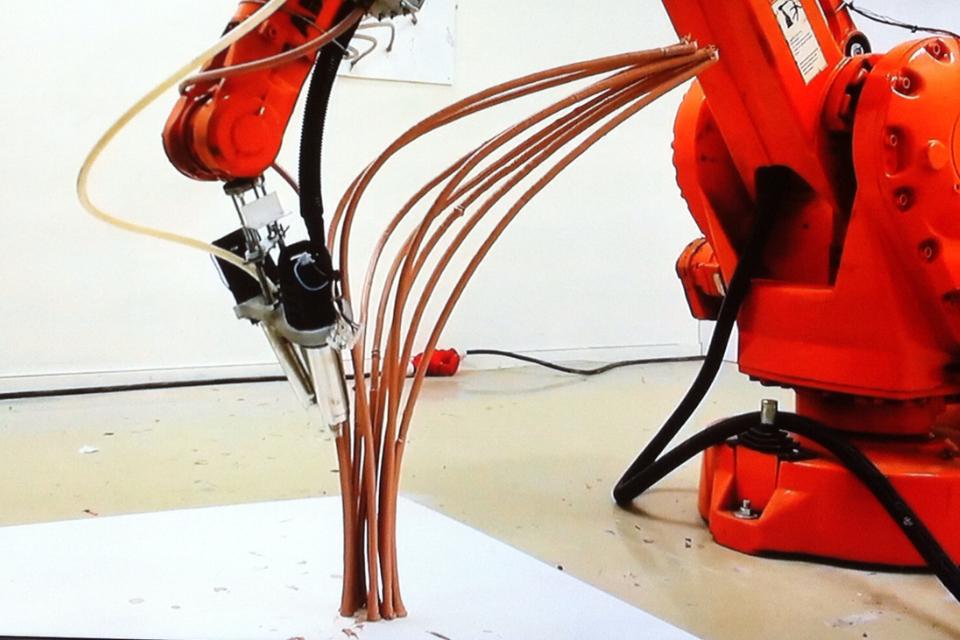 material 3d printer