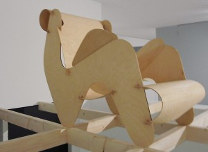 plywood rietveld