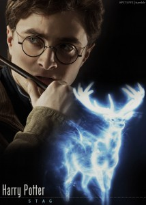 harry patronus stag