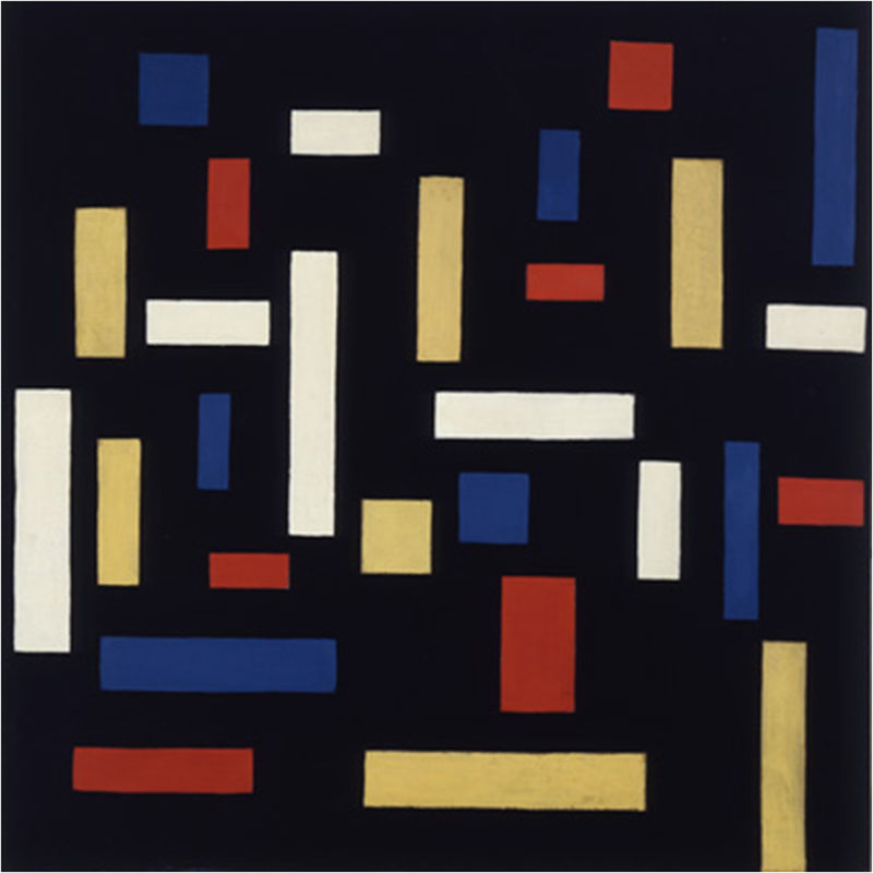 theo-van-doesburg-neoplasticism-composition-vii-the-three-graces1917