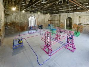 Ayse Erkmen, Plan B, Turkish Pavilion, Venice 2011
