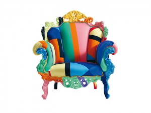Cappellini-Proust-Geometrica-Armchair